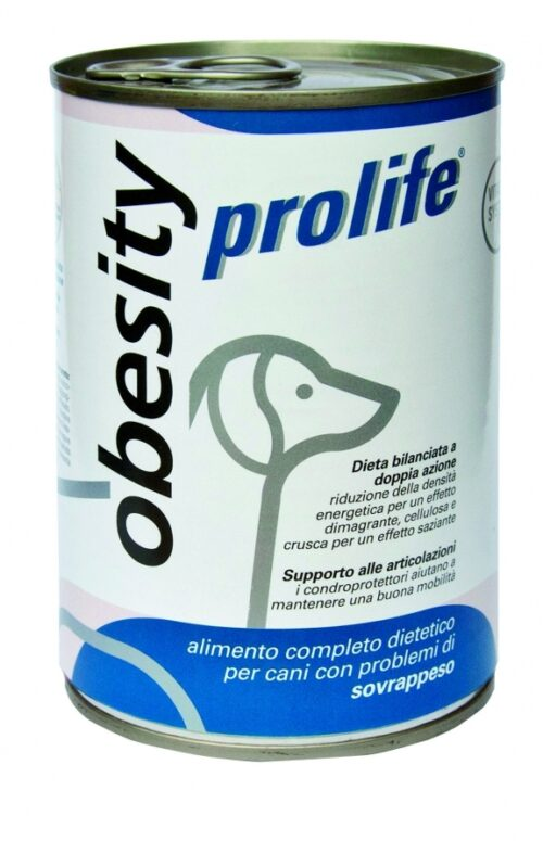 Dog Prolife Veterinary Formula Obesity - 400 gr