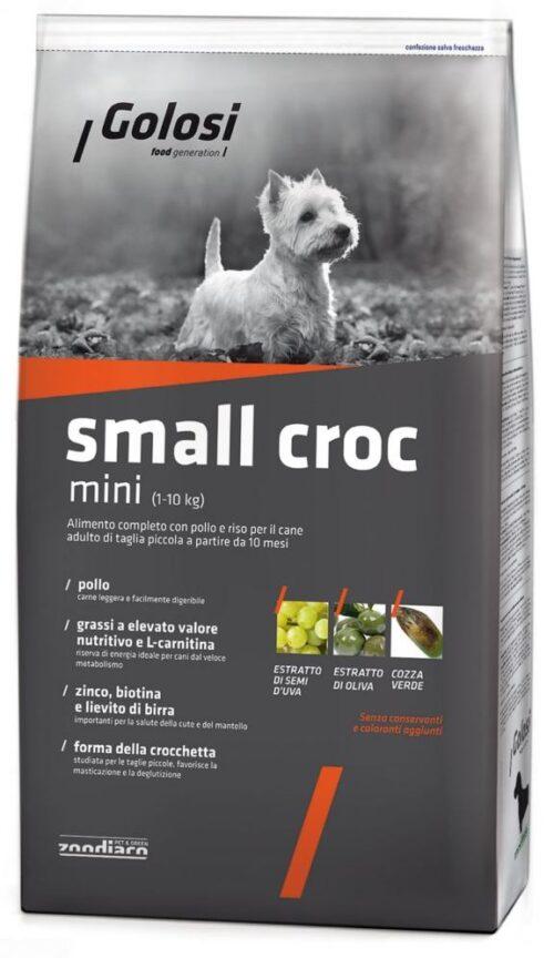 Golosi Dog Small Croc mini (1-10 kg)