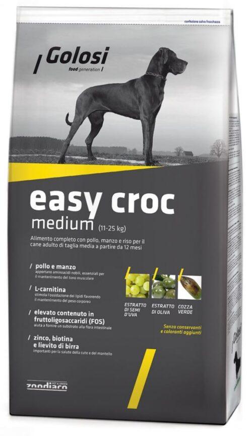 Golosi Dog Easy Croc medium (11-25 kg)