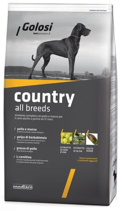 Golosi Dog Country all breeds