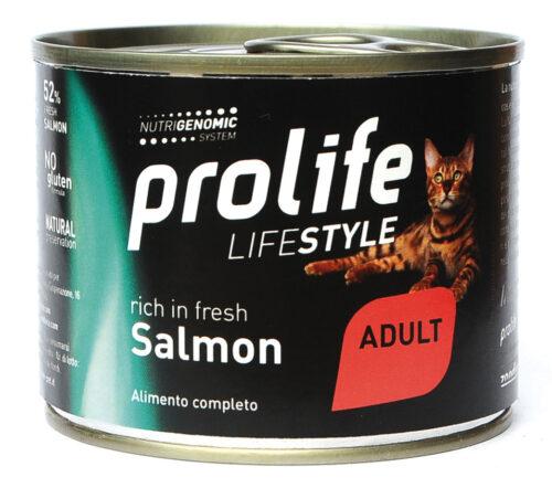 CAT-PROLIFE-WET-LIFESTYLE-ADULT-SALMON---200-GR